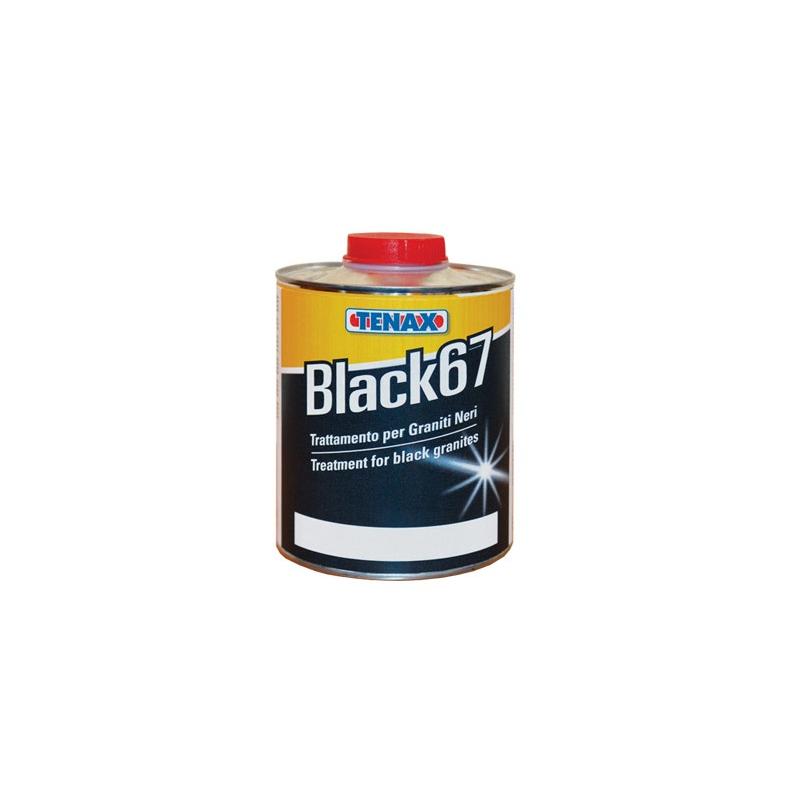 Impregnat pogłębiacz koloru Tenax Black 67
